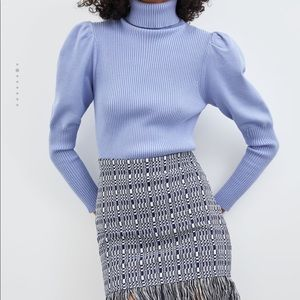 Zara Sweaters - Zara balloon sleeves sweater